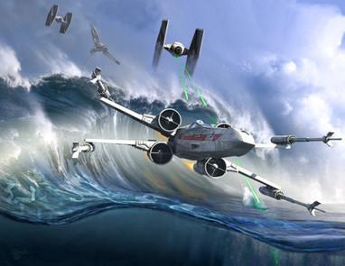 500 imágenes conforman la más grande colección jamas vista de wallpapers de Star Wars | La clase de educación física y mucho más... | Scoop.it