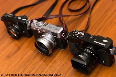 Fuji X-Pro1 Vs. Fuji X100 Vs. Fuji X10 : The XXX Shoot Out! | X-mount | Scoop.it