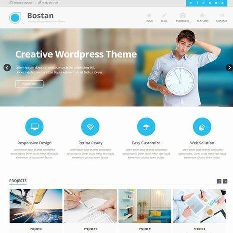 Best Creative WordPress Themes | WordPresss | Scoop.it