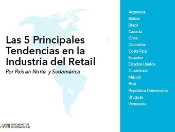 Las Cinco Principales Tendencias en la Industria del Retail | Estrategia Empresarial | Scoop.it
