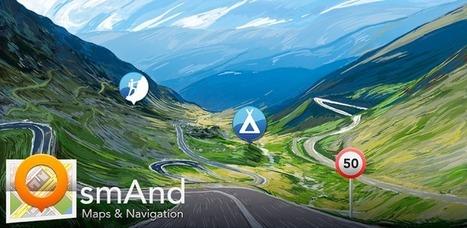 OsmAnd+ Maps & Navigation v1.6.1 - APK Pro World | APK Pro Apps | Scoop.it