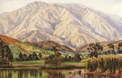 Hace 124 años nació el Pintor del Ávila, Manuel Cabré | ALMA LLANERA, pequeña Venecia | Scoop.it