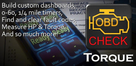 Free Download Torque Pro (OBD 2 & Car) Apk v 1.6.26 : Android Center | .APK | Chan Nyein | Scoop.it
