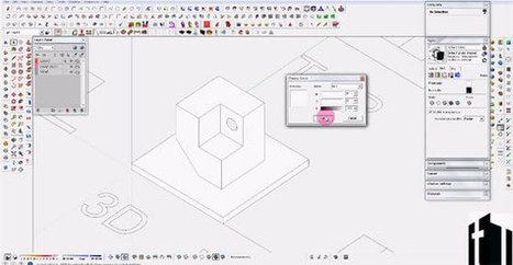 Live demo of CADup for Sketchup – An exclusive sketchup plugin | Urban architecture | Scoop.it