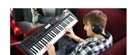 Portable Keyboard Workstation   Music   MIDI   Synthesizer   Korg KROSS   apnea   Scoop.it