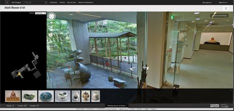 Musées virtuels : les technologies au service de l'art | Musées et muséologie | Scoop.it