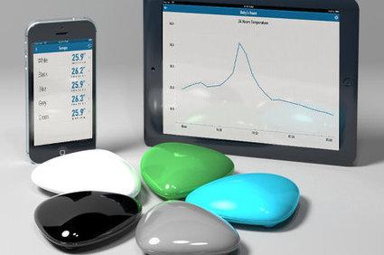 Tempo : thermometre connecté par BlueMaestro | E-santé | Scoop.it