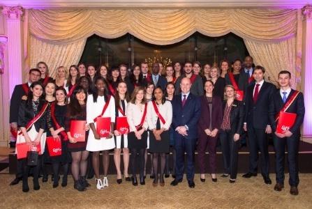 Photos de la cérémonie de remise de diplômes de l'ESH au Shangri-La Hôtel Paris | Photographe culinaire - Hotellerie - Restauration | Scoop.it