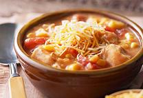Recipe :: Nacho Cheese Chicken Chowder | Award Winning Recipes | Scoop.it
