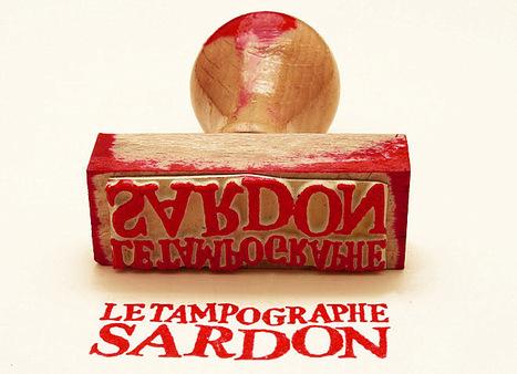 Le Tampographe Sardon | Merveilles - Marvels | Scoop.it
