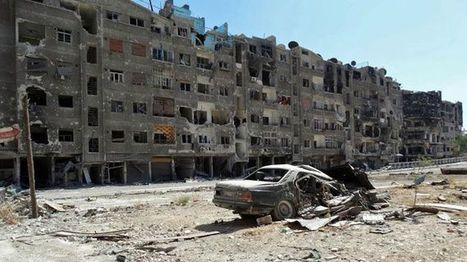 Aanval met gifgas tegen Syrische bevolking (Week 34)   MIP - Actualiteit   Scoop.it