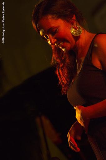 Rocío Faks Quartet & Gorka Benítez (Torre Ramona (Subirats), 20-07-2013) | JAZZ I FOTOGRAFIA | Scoop.it