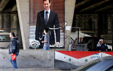 Report on Syrian Chemical Attacks 'Part of PR Campaign to Demonize Assad' | Global politics | Scoop.it
