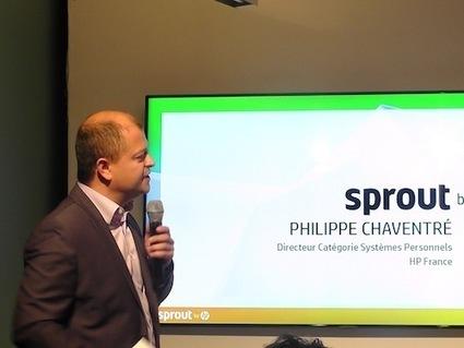 Sprout : un précurseur de l'ordinateur de demain selon HP - l'Informaticien | New technology | Scoop.it