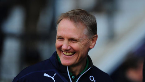 Ireland head coach Joe Schmidt extends contract until 2017 | Diverse Eireann- Sports culture and travel | Scoop.it