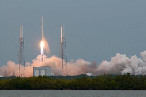 Storify | SpaceX Dragon Anomaly Unfolds on Twitter | SpaceNews.com | The NewSpace Daily | Scoop.it