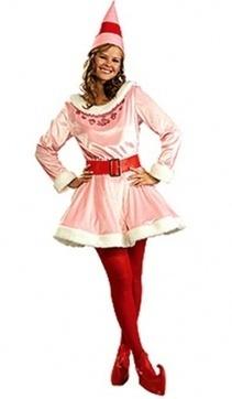 Sonia IDF - Le costume du lutin une idée de déguisement pour la fête de Noel | deguisement pere noel | Scoop.it