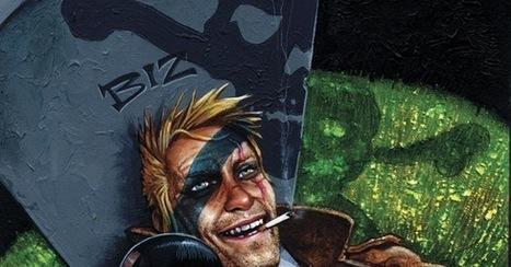 DC Comics Co-Publisher Dan DiDio on 'Hellblazer' Cancellation, 'Constantine' Ongoing   Comic Books   Scoop.it