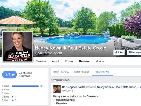 SJ agent sues over Facebook review | digitalcuration | Scoop.it