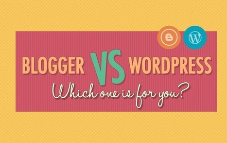Blogger Vs Self-Hosted Wordpress: Which Is Really Better? (2014) | Blogging Tips & Resources | Scoop.it