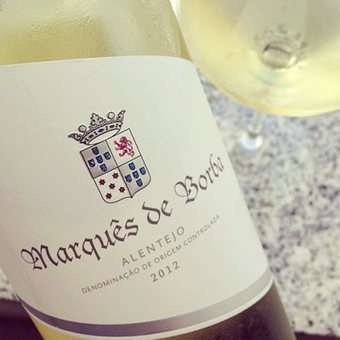 Marquês de Borba Branco 2012 | @zone41 Wine World | Scoop.it