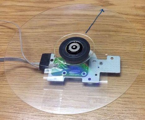 Arduino CDROM BLDC Motor Driver, Enhanced Performance | Raspberry Pi | Scoop.it