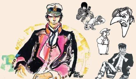 Crepax, Pratt, Pazienza, Altan e Sclavi: un tesoro a fumetti | PaginaUno - Arte&Design | Scoop.it