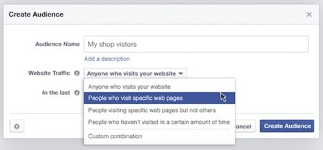 Powerful New Multi-Product Ads & Retargeted Custom Audiences Arrive On Facebook | SEO Tips, Advice, Help | Scoop.it