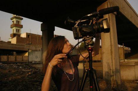 Hind Meddeb: «Je fais des films pour montrer ce qui est caché» | A Voice of Our Own | Scoop.it