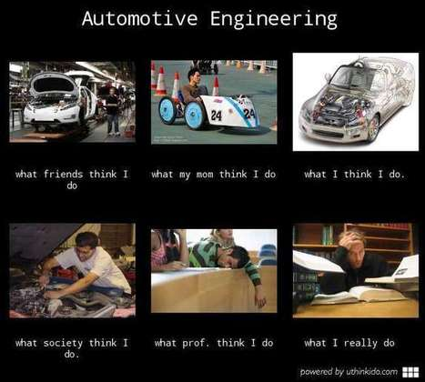 Automotive Engineering | What I really do | Scoop.it