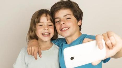 Adictos a las redes sociales y muy vulnerables: así son los niños españoles en internet | Informática Forense | Scoop.it