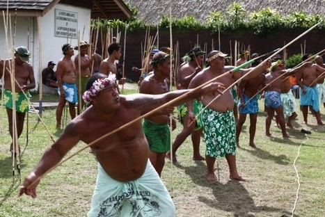 Championnat de Tahiti des sports traditionnels 2014 le 15 mars | Tahiti Infos | Kiosque du monde : Océanie | Scoop.it