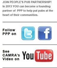 PPP - The People's Pub Partnership | Pubs and real ale | Scoop.it