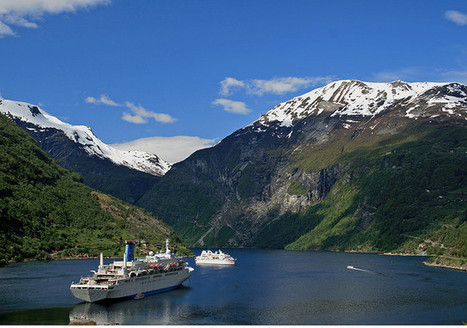 5 Most Beautiful Norwegian Fjords | Gaia Diary | Scoop.it