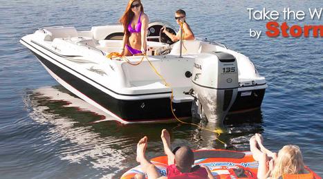 Hurricane Boats | Lake Effect.... Winter Style | Scoop.it