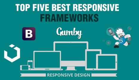 Top Responsive Web Design Frameworks | SEO & Web Design Updates | Scoop.it