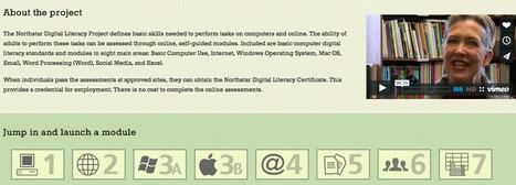 Northstar Digital Literacy Assessment | Bibliotecas Escolares & boas companhias... | Scoop.it
