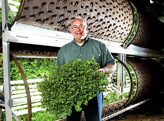 Minnesota startup lowers lighting bill for indoor farming | Urban Aquaponics Farm | Scoop.it