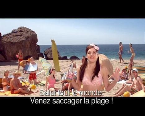 Protection environnement : Beach party - Culturepub | Marketing digital, communication, etc. | Scoop.it