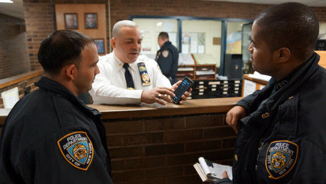NYPD rompe barreras del idioma con nueva tecnología | Todoele - ELE en los medios de comunicación | Scoop.it
