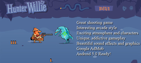 Buy Hunter Willie Full Games For Android | Chupamobile.com | android source code | Scoop.it