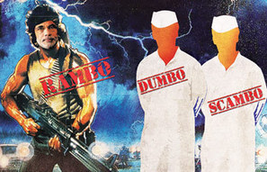 The Truss Times - Online News Portal : BJP-Congress battle gets fearsome on Twitter as 'Rambo' meets 'dumbo & scambo' | Get Updated Today for Tommorow | Scoop.it