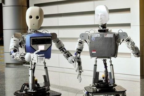 Nadine the eerie social robot looks and feels like humans do | Une nouvelle civilisation de Robots | Scoop.it