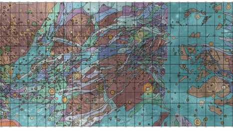 A Second Look at the First Geological Map of Ganymede | Managing Technology and Talent for Learning & Innovation | Scoop.it