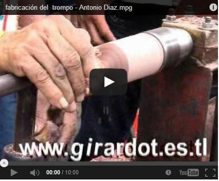 Vídeo como hacer una peonza o trompo artesanal | tecno4 | Scoop.it