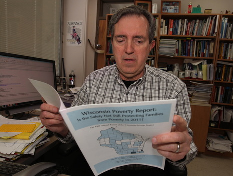 UW economist Timothy Smeeding reflects on 50-year war on poverty - Milwaukee Journal Sentinel   Poverty   Scoop.it