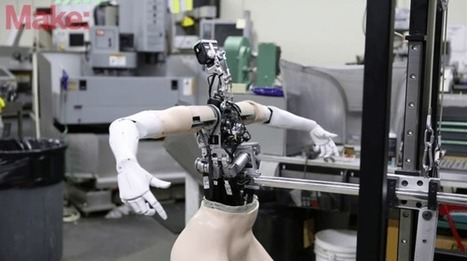 Why It's So Hard to Make Humanoid Robots | Make: | FabLab - DIY - 3D printing- Maker | Scoop.it
