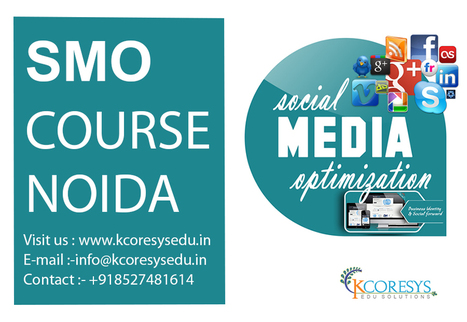 A Best SMO training in Noida enhances your skills | Training in Noida | Scoop.it
