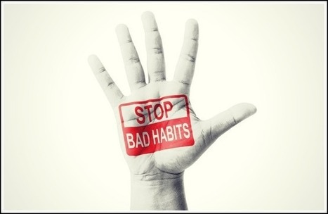 4 Bad Habits To Get Rid Using E-learning Websites | Education | Scoop.it