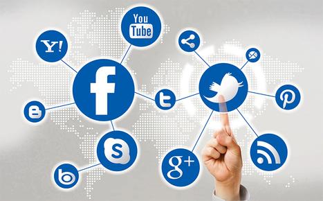 Informe sobre usos de redes sociales en empresas 2014   Las utilidades 2.0 de epampliega   Scoop.it